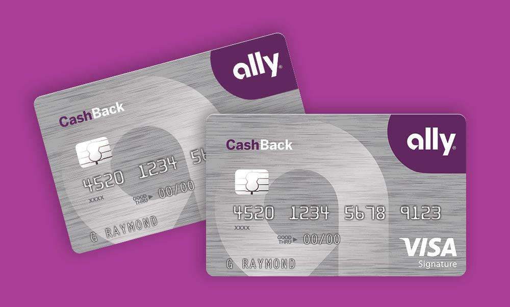 Ally Bank CashBack Credit Card