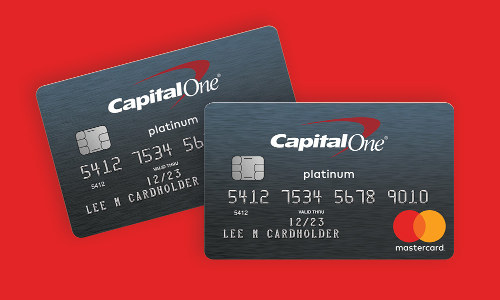 Capital One Platinum Credit Card 10 Review - Should You Apply