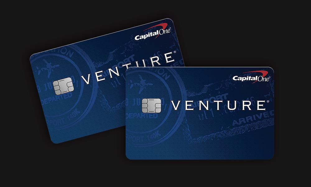 Capital One Venture Credit Card