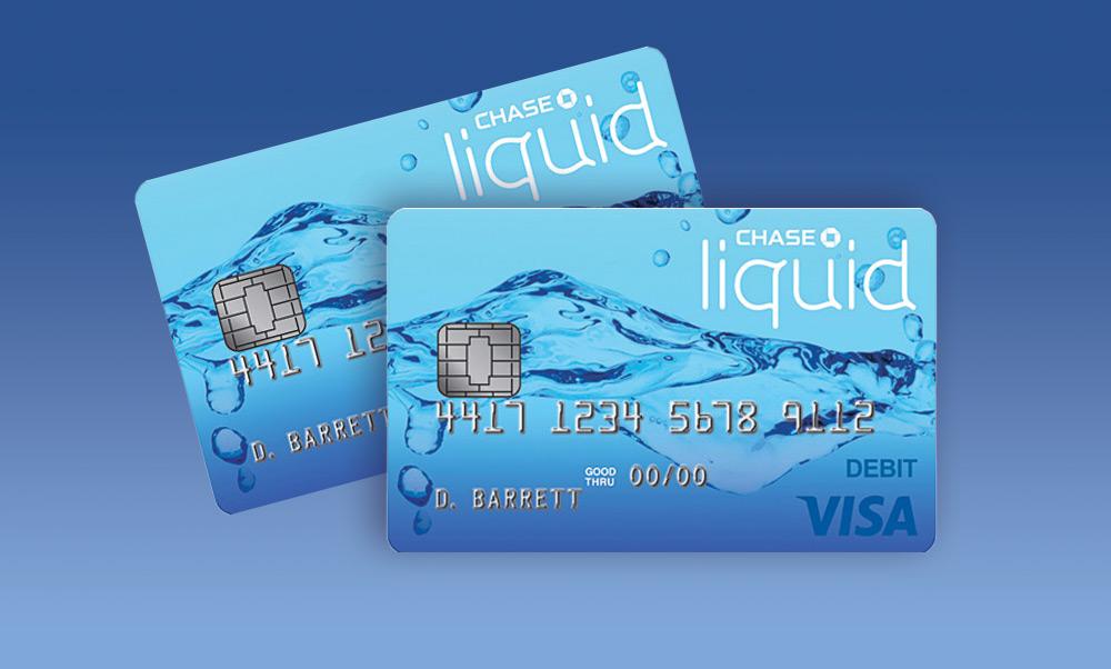 Chase Liquid Prepaid Debit Card