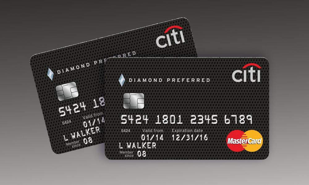 Citi Diamond Preferred Credit Card 10 Review