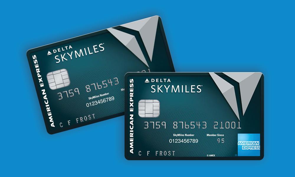 Delta Reserve Airline Credit Card