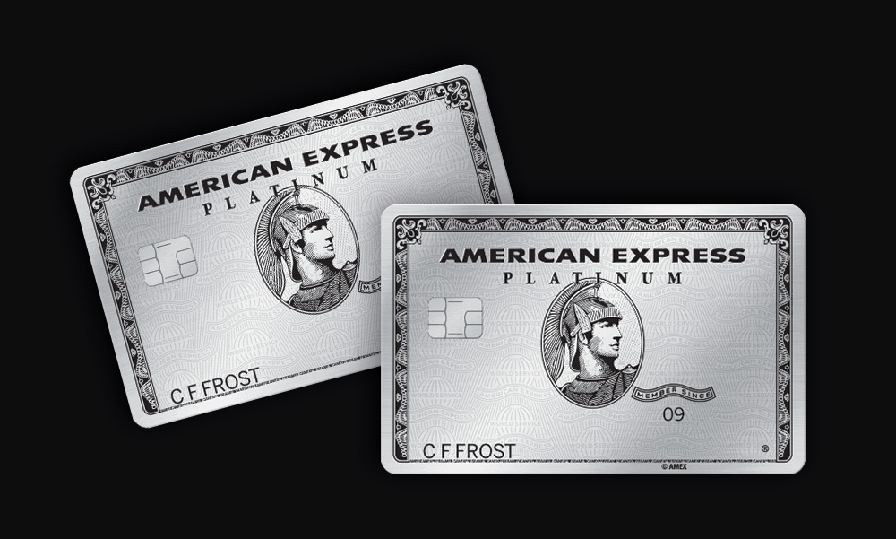 Platinum Card from American Express Credit Card