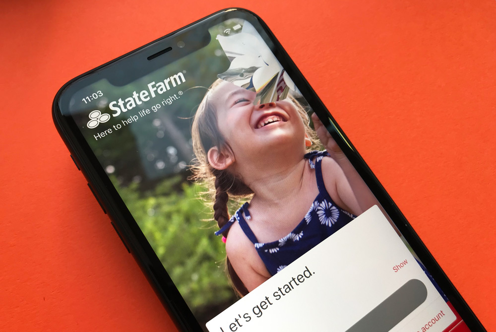 State Farm Bank iPhone App