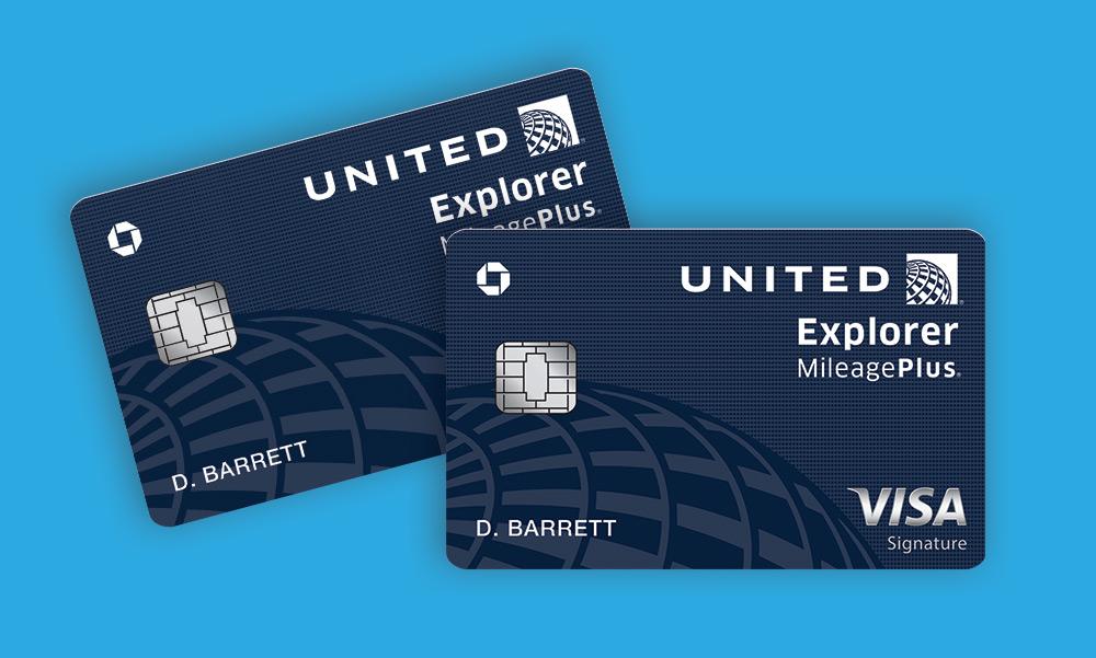 United Explorer Travel Credit Card