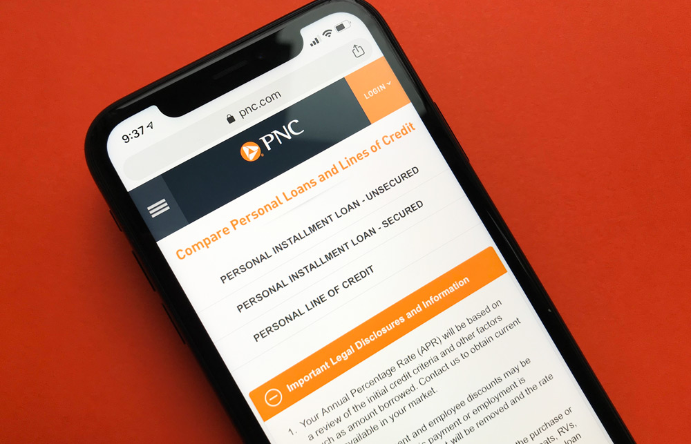 PNC Bank Personal Loans 2019 Review - How to Get Approved