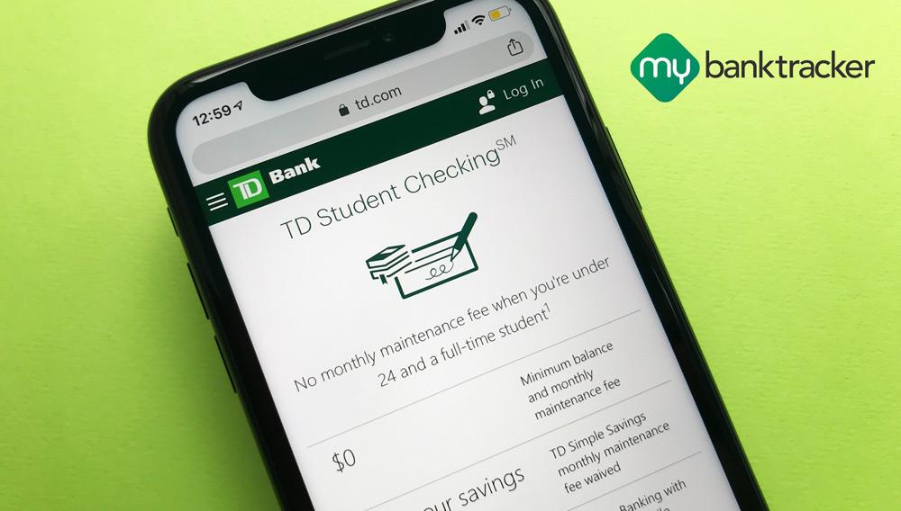 TD Bank Student Checking Account
