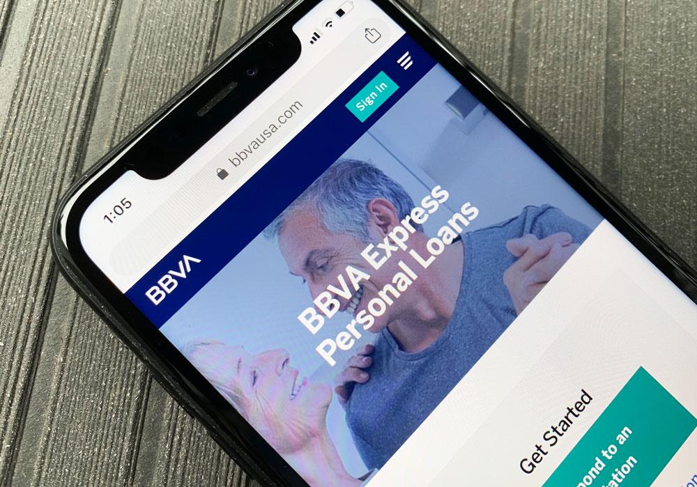 BBVA Express Personal Loans